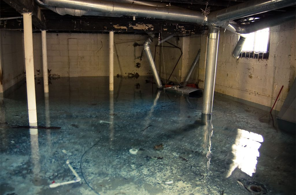 Why is My Basement Flooded?